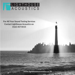 sound testing lighthouse acoustics